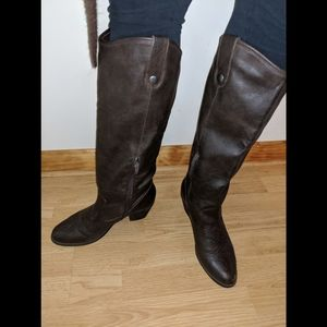 👢 Mossimo Western boots size 9